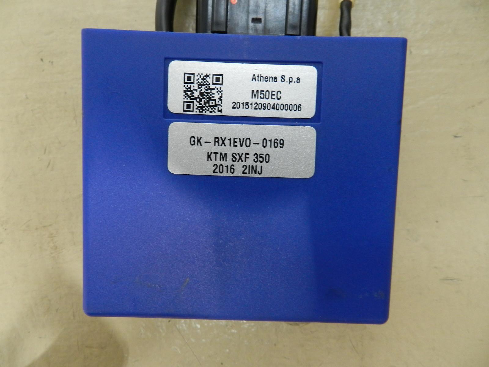 KTM Husqvarna 350 GET ECU w/ Switch (2nd injector ready) $450 - For