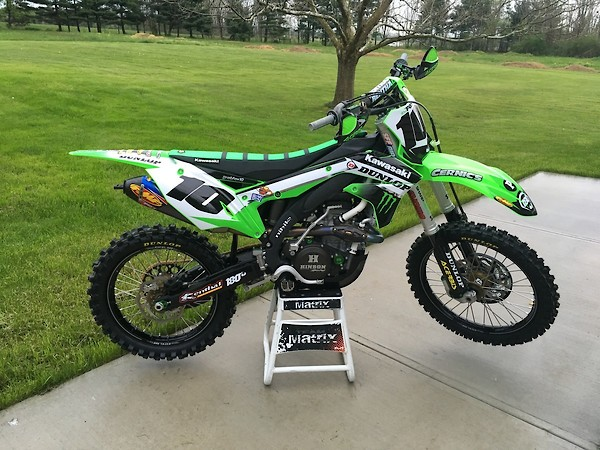 Kawasaki Graphic Ideas - Moto-Related - Motocross Forums