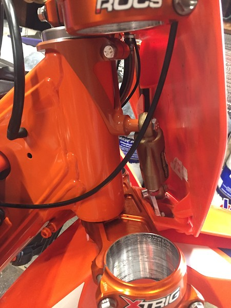Steering stabilizer - Moto-Related - Motocross Forums