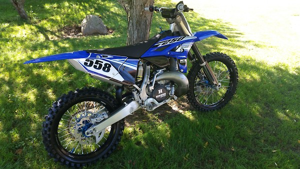 YZ250 update Yamaha should have done years ago - Moto