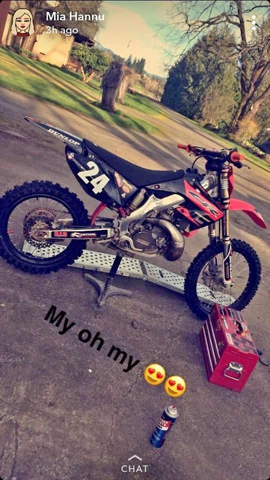 450 to 250 2 stroke   (update) ! - Moto-Related - Motocross