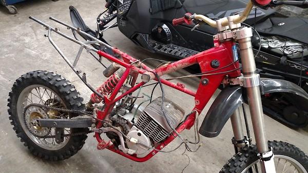 95 ATK 250 Rebuild/freshen up - Bike Builds - Motocross