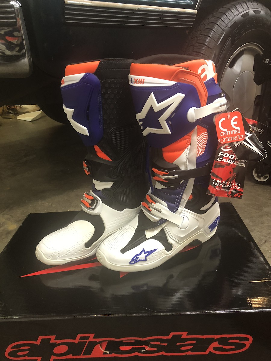 Brand New LE Indy Tech 10 | Size 10 - For Sale/Bazaar - Motocross