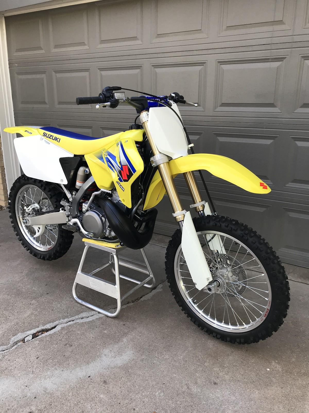 WTB 2006 RM 2 Stroke Parts - For Sale/Bazaar - Motocross