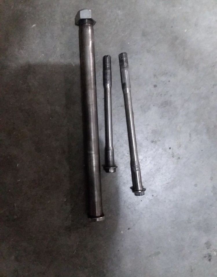 2016 yz450f race tech titanium bolts - For Sale/Bazaar - Motocross