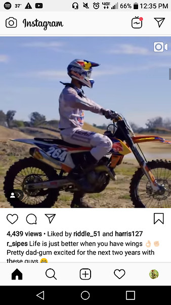 1f926205c05a1 Ryan Sipes to Redbull KTM   - Moto-Related - Motocross Forums ...
