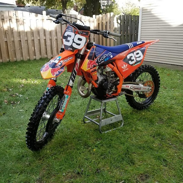 2018 KTM 150SX 14hrs in MI - For Sale/Bazaar - Motocross