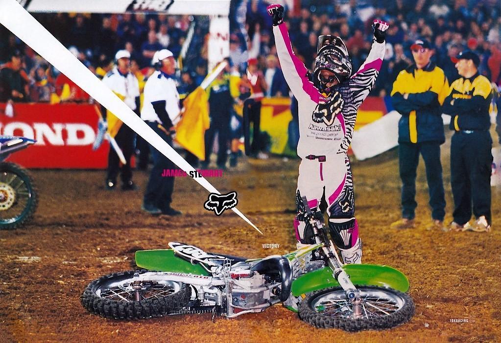 Fox Retro Damon Bradshaw Zebra Gear