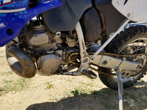 1996 YZ250 - Bike Builds - Motocross Forums / Message Boards - Vital MX