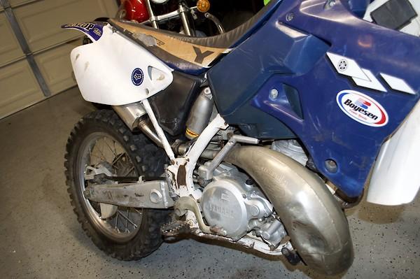 1996 YZ250 - Bike Builds - Motocross Forums / Message Boards