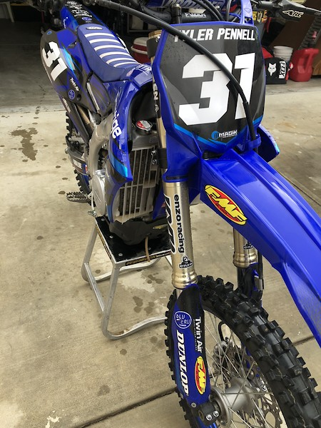 2018 yz 450 for sale - For Sale/Bazaar - Motocross Forums / Message