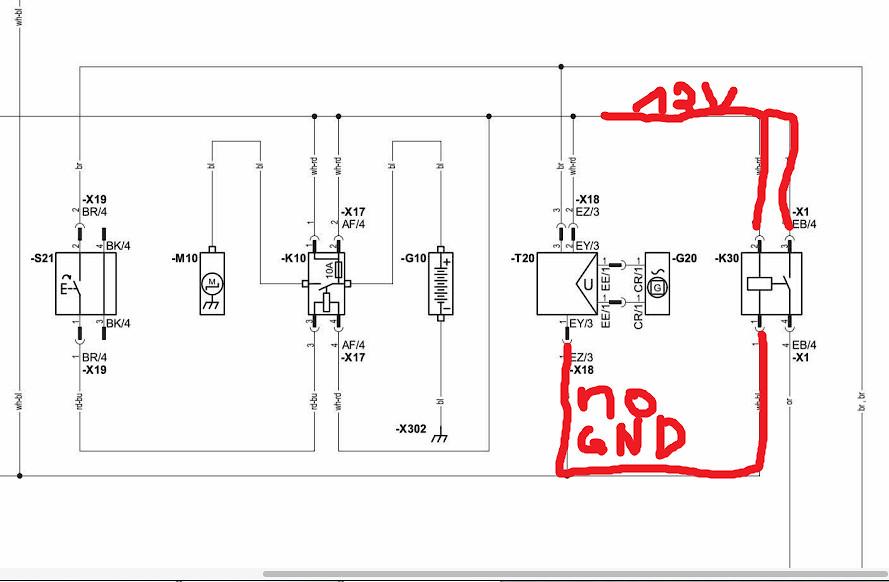 2014 Sxf 350 No Fuel Pump No Spark No Fi Light