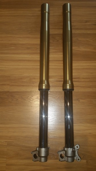 Factory kyb 50mm forks kx125/250 96-03 - For Sale/Bazaar - Motocross