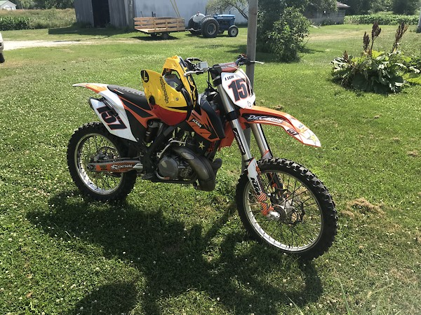 2013 KTM SX 250 opinions - Moto-Related - Motocross Forums / Message