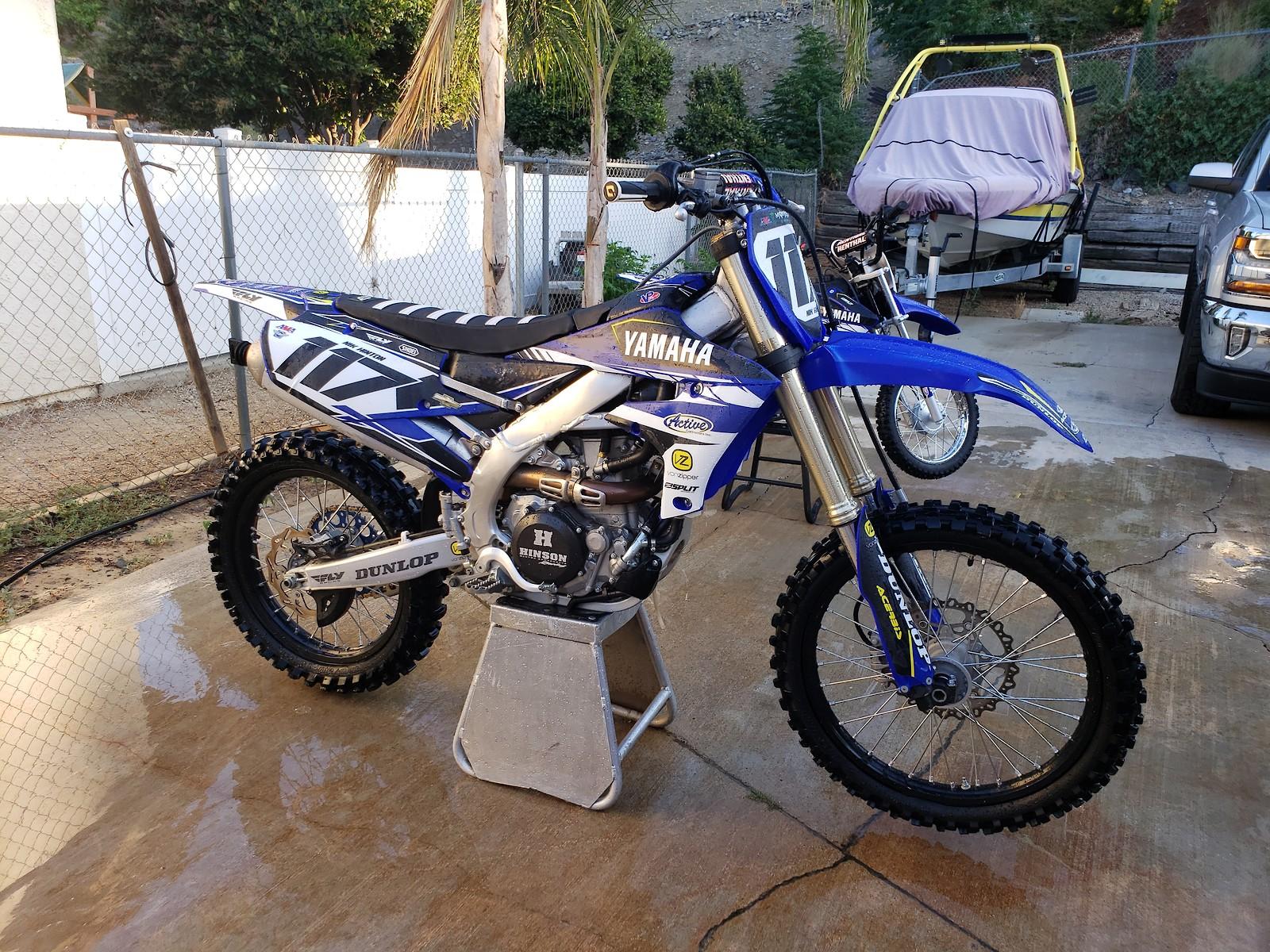 2018 yz450F $6,600 - For Sale/Bazaar - Motocross Forums
