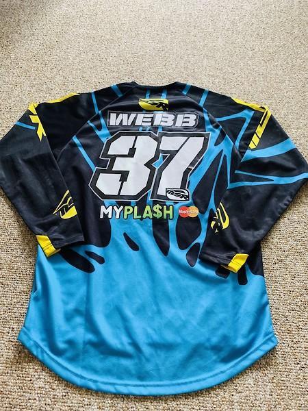 Pro Motocross Jerseys for sale - For Sale/Bazaar - Motocross ...