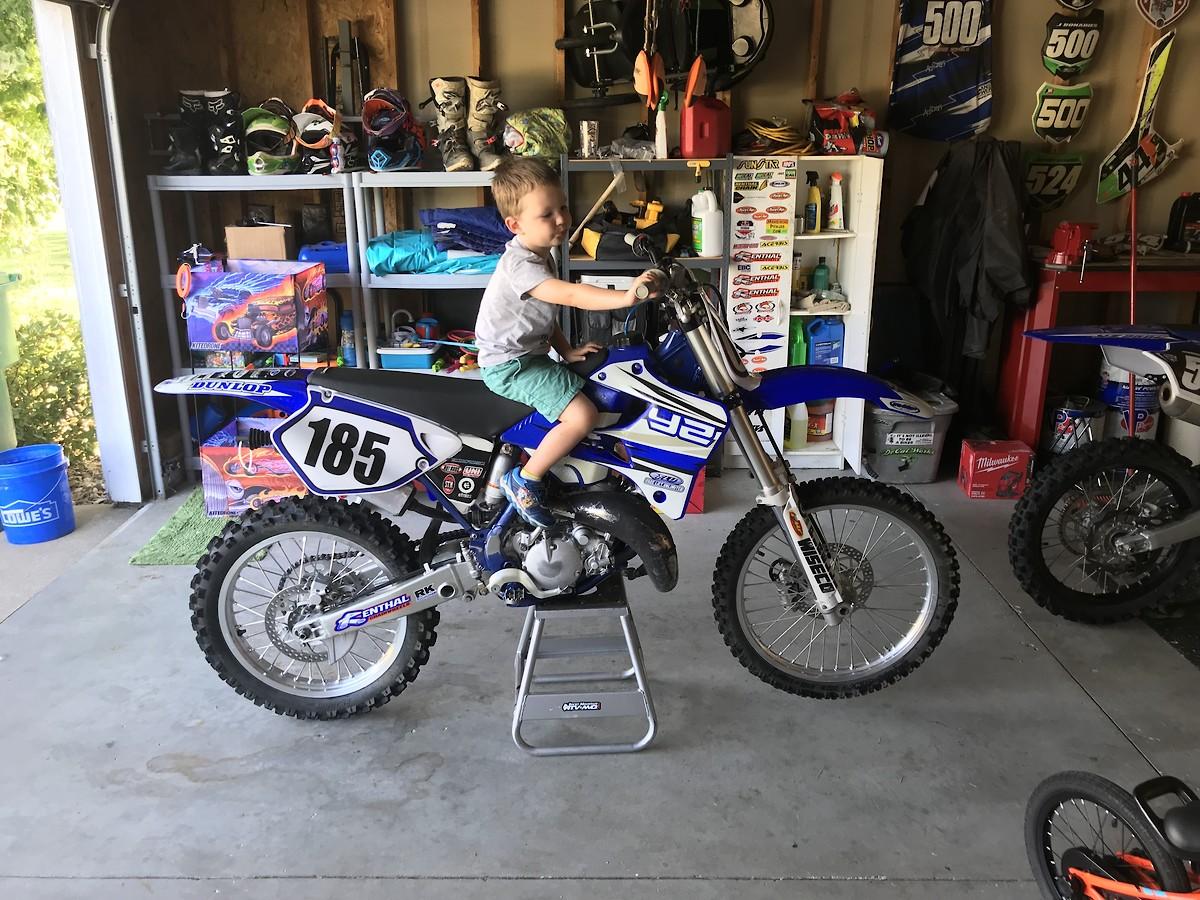 2000 Yz125 Bike Builds Motocross Forums Message Boards Vital Mx