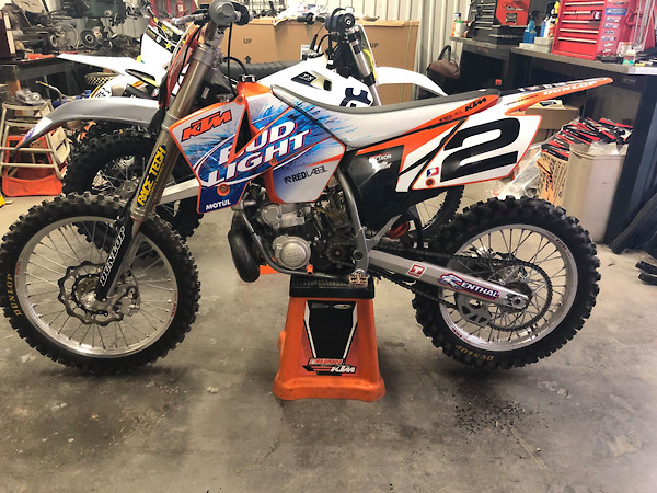 Bike Builds On Older 2 Strokes But Not Ktm Moto Related Motocross Forums Message Boards Vital Mx