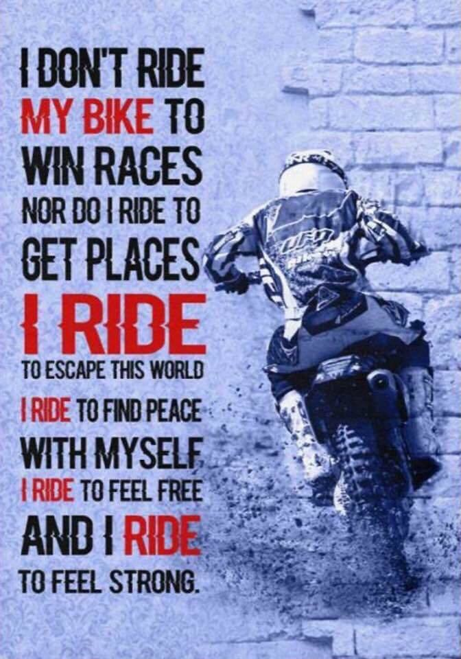 Why Do You Ride Moto Related Motocross Forums Message