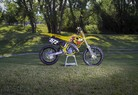 MATT WELLERS1994 SUZUKI RM125 PROJECT BIKE