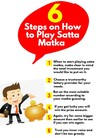 Steps on How to Play Satta Matka