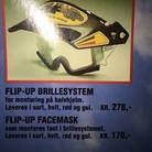 Flip-Up System 2000