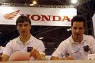 Honda World Motocross Team Step Up Pre-season Preparations