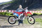Ashley Fiolek Extends Contract With American Honda Racing Factory Team For 2011