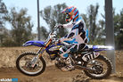 Christophe Pourcel: First Day of Testing with MotoConcepts Yamaha