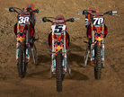 Red Bull/KTM Team to Reunite at Seattle Supercross