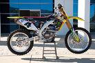 Building Ricky Carmichael's Loretta's Race Bike