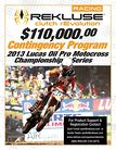 Rekluse Posts over $110,000 in 2013 Motocross Contingency