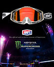 100% Returns As Official Eyewear Of Supercross