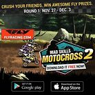 FLY Teams with Mad Skills Motocross 2 for First FLY Racing MX World Series
