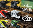 6D Helmets Releases Fall Matte Collection