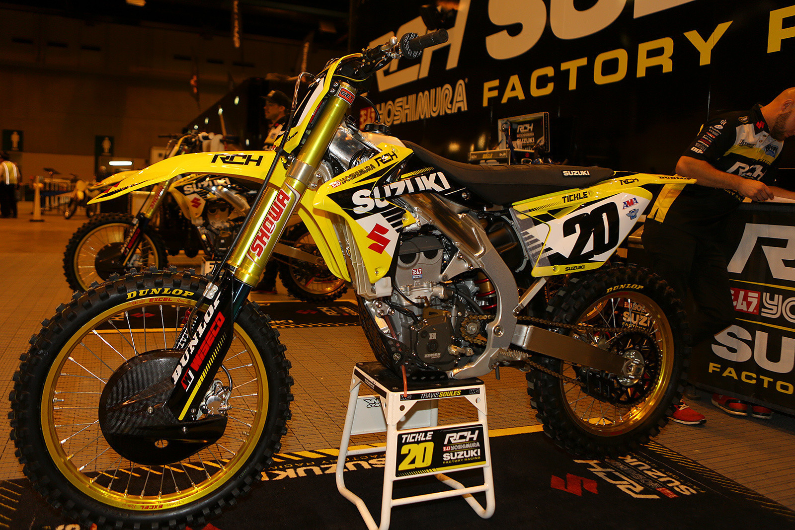 RCH Racing Suzuki Announces New Partnership with Microsoft