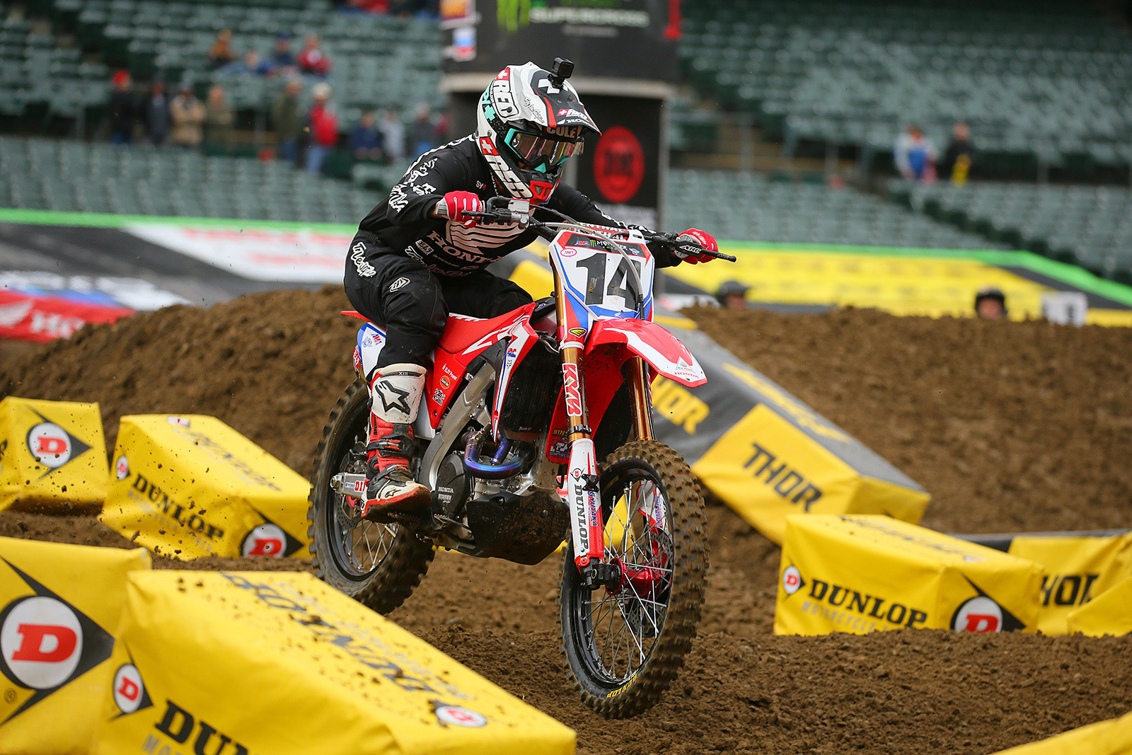Cole Seely Out for Seattle Supercross Night Show