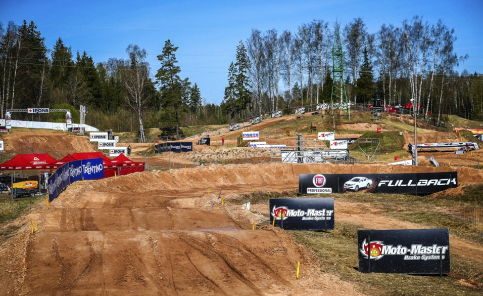 2017 MXGP of Latvia: Qualifying Results