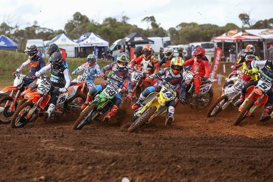 Results Sheet: 2017 Australian Motocross Nationals - Murray Bridge