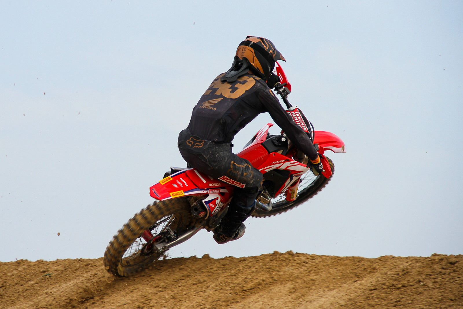 Injury Report: Tim Gajser