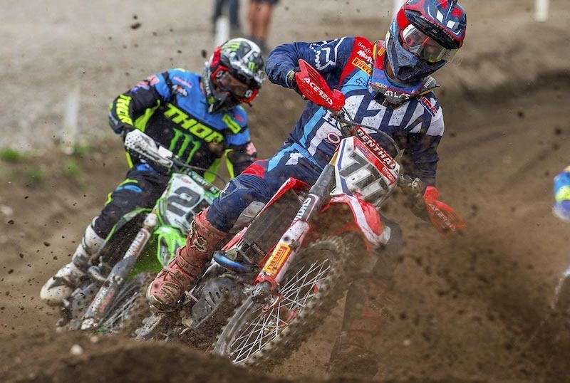 2017 MXGP of Russia: Qualifying Results