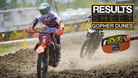Results Sheet: 2017 Canadian Motocross Nationals - Gopher Dunes