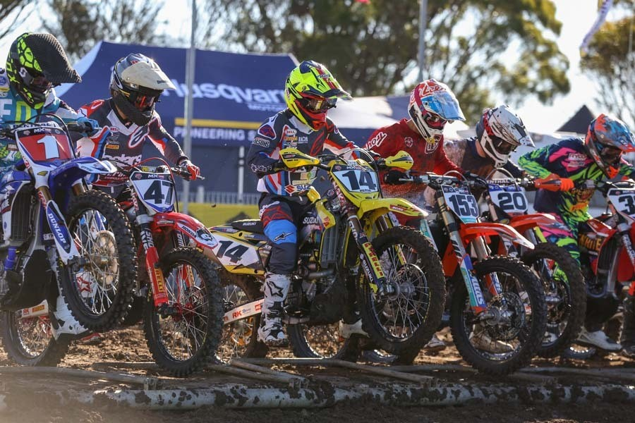 Results Sheet: 2017 Australian Motocross Nationals - Shepparton