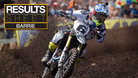 Results Sheet: 2017 Canadian Motocross Nationals - Barrie