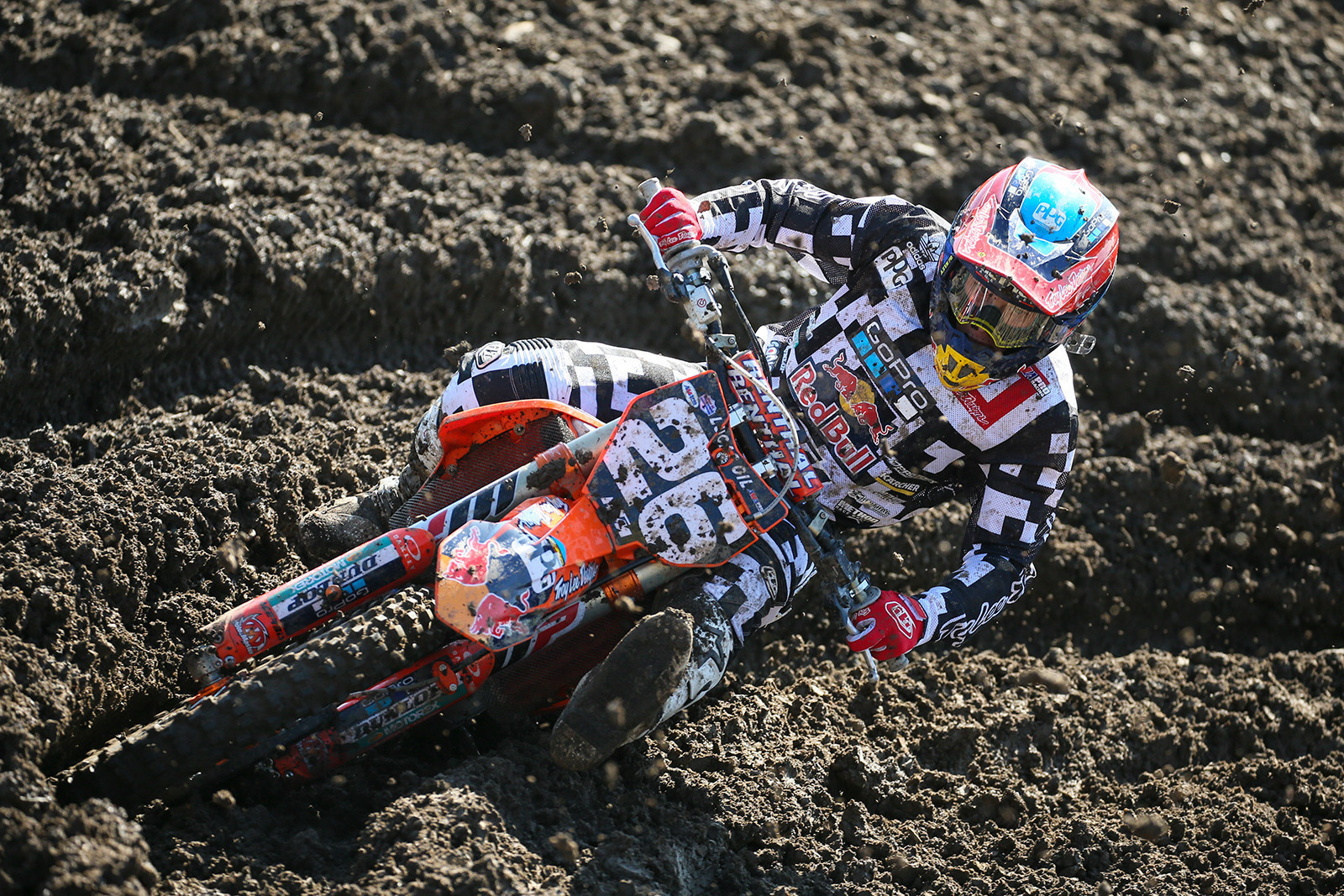 Alex Martin Out for the Remainder of Pro Motocross Season