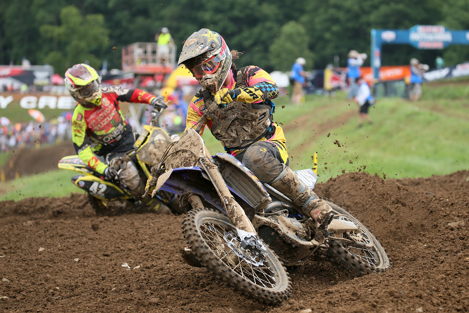Dylan Ferrandis Sidelined for Ironman Motocross National