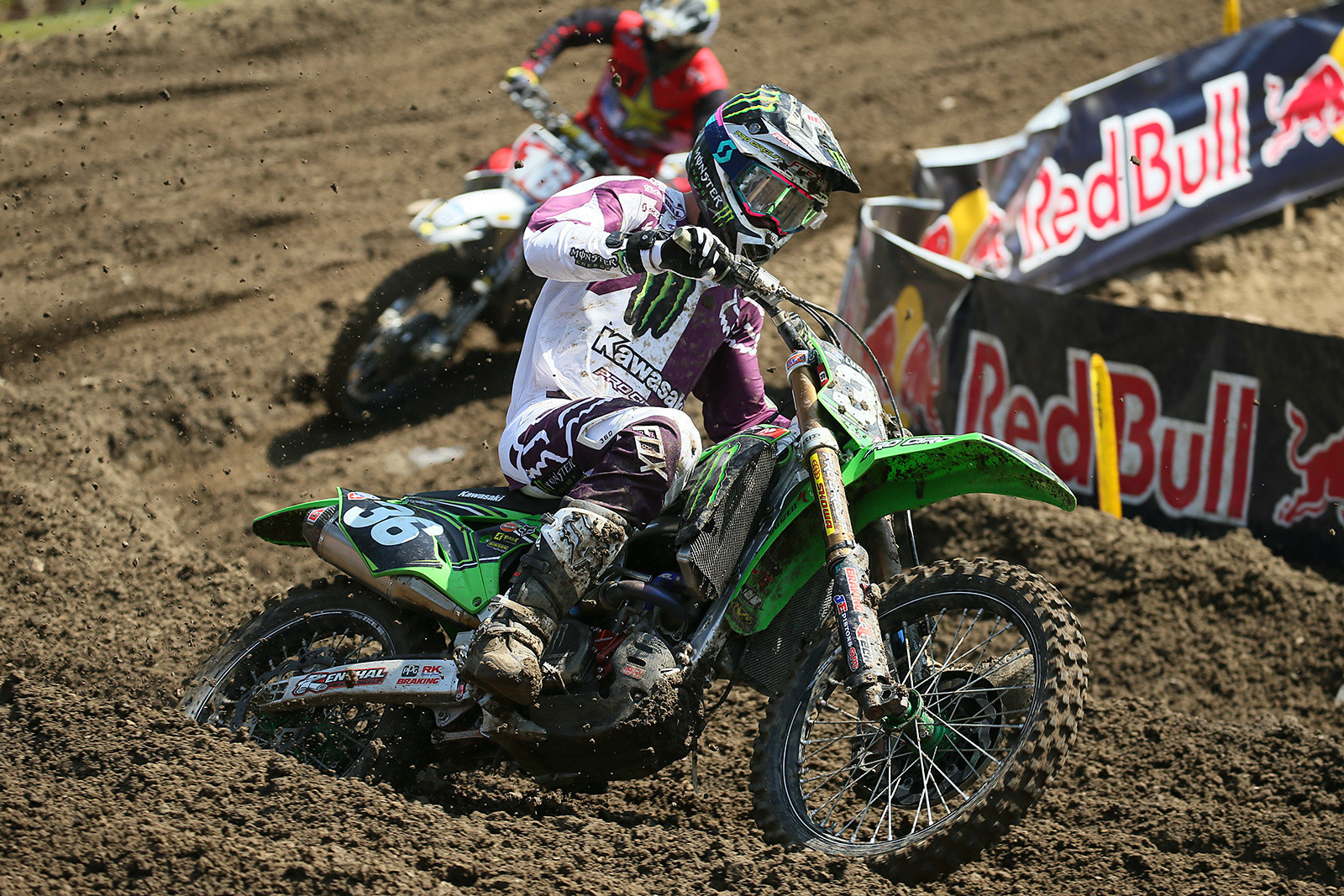 Adam Cianciarulo, Cooper Webb Out for 2017 MXGP of USA