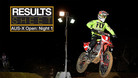 Results Sheet: 2017 Australian Supercross Championship - AUS-X Open Night 1