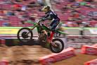 Austin Forkner Sustains Broken Wrist & Collarbone in Practice Crash