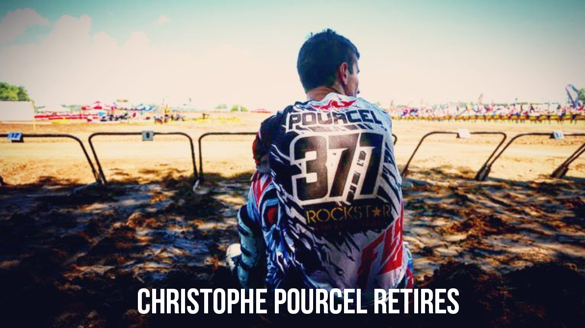 Christophe Pourcel Retires